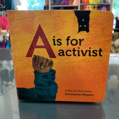 Kid's Book: A is for Activist