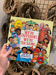 Kid's Book: We're Different, We're the Same
