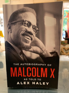 Book: The Autobiography of Malcolm X