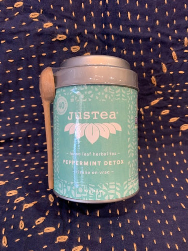 Loose Leaf Tea: Peppermint Detox