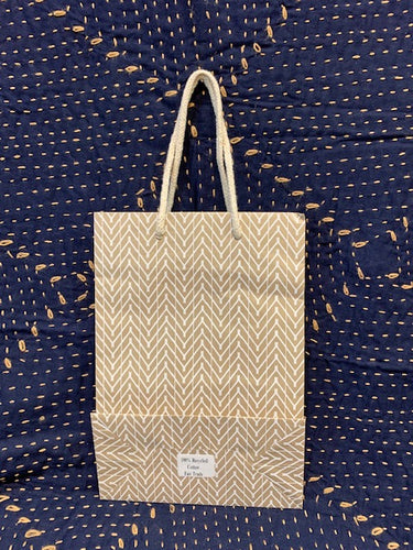 Gift Bag, Large Harvest