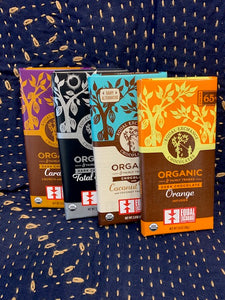 Equal Exchange Chocolate: Caramel Crunch with Sea Salt 55%