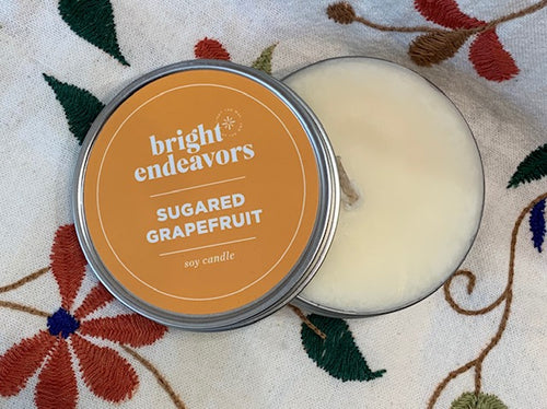 Candle: Sugared Grapefruit