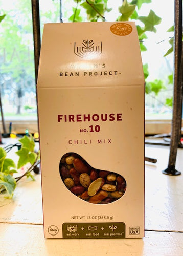 Soup Mix: Firehouse No. 10 Chili