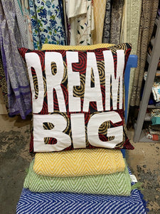 Pillow, Dream Big