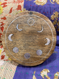 Jewelry Box, Moon Phases