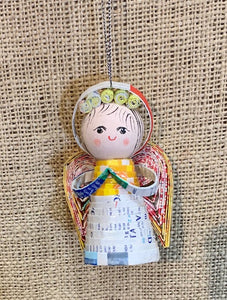 Ornament, Magazine Angel
