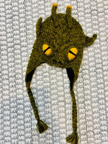 Adult Animal Hat: Alien