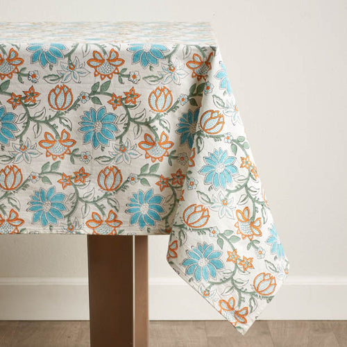Tablecloth: Kamal Lotus