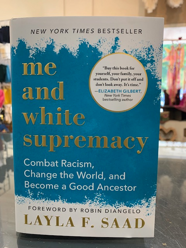 Book: Me and White Supremacy