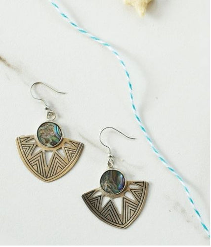Astral Point Earrings