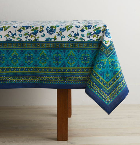 Tablecloth: Monsoon Flower