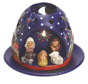 Nativity, Mountain Tea Light