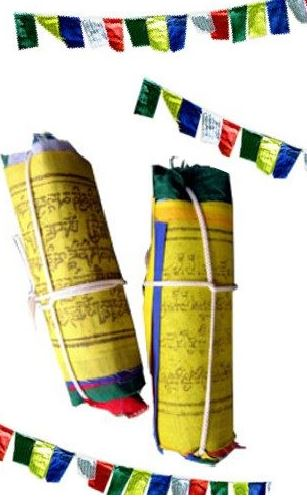 Prayer Flags, Large