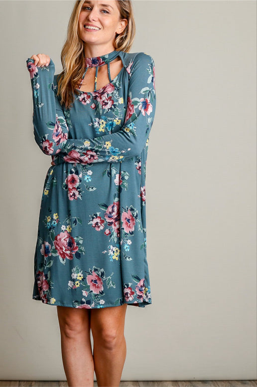 Foral dress