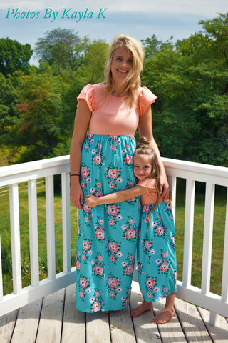 Mommy and Me Maxi