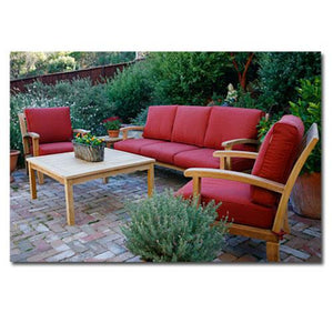 Different Types of Garden Teak Furniture