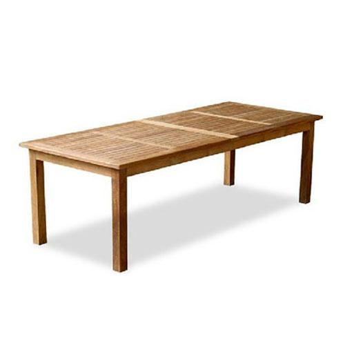 Are Teak Dining Tables A Good Choice for the Modern Home?