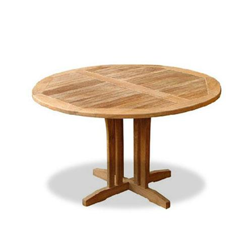 Why are Teak Wood Tables Considered Low Maintenance?