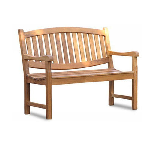 4′ Oval Bench