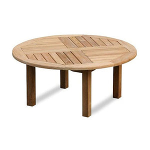 40″ Round Coffee Table