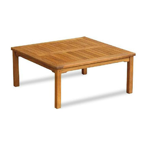 40″ Square Coffee Table