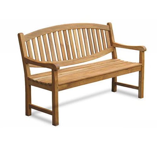 5′ Oval Bench