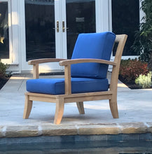 "Hampton Club Chair 29""w x 37""d x 36""h"