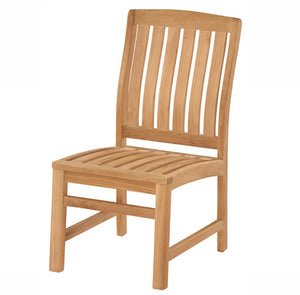 Marley Wide Slat Side Chair
