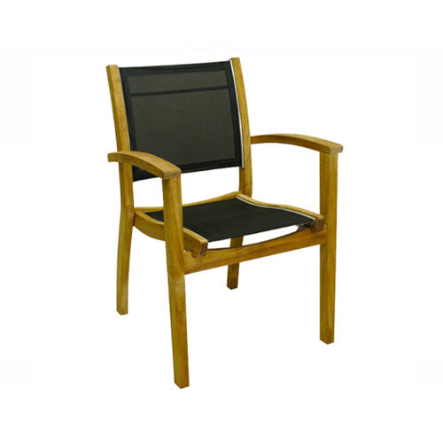 Granada Stacking Arm Chair