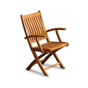 Kiffa Wide Slat Foldable Chair