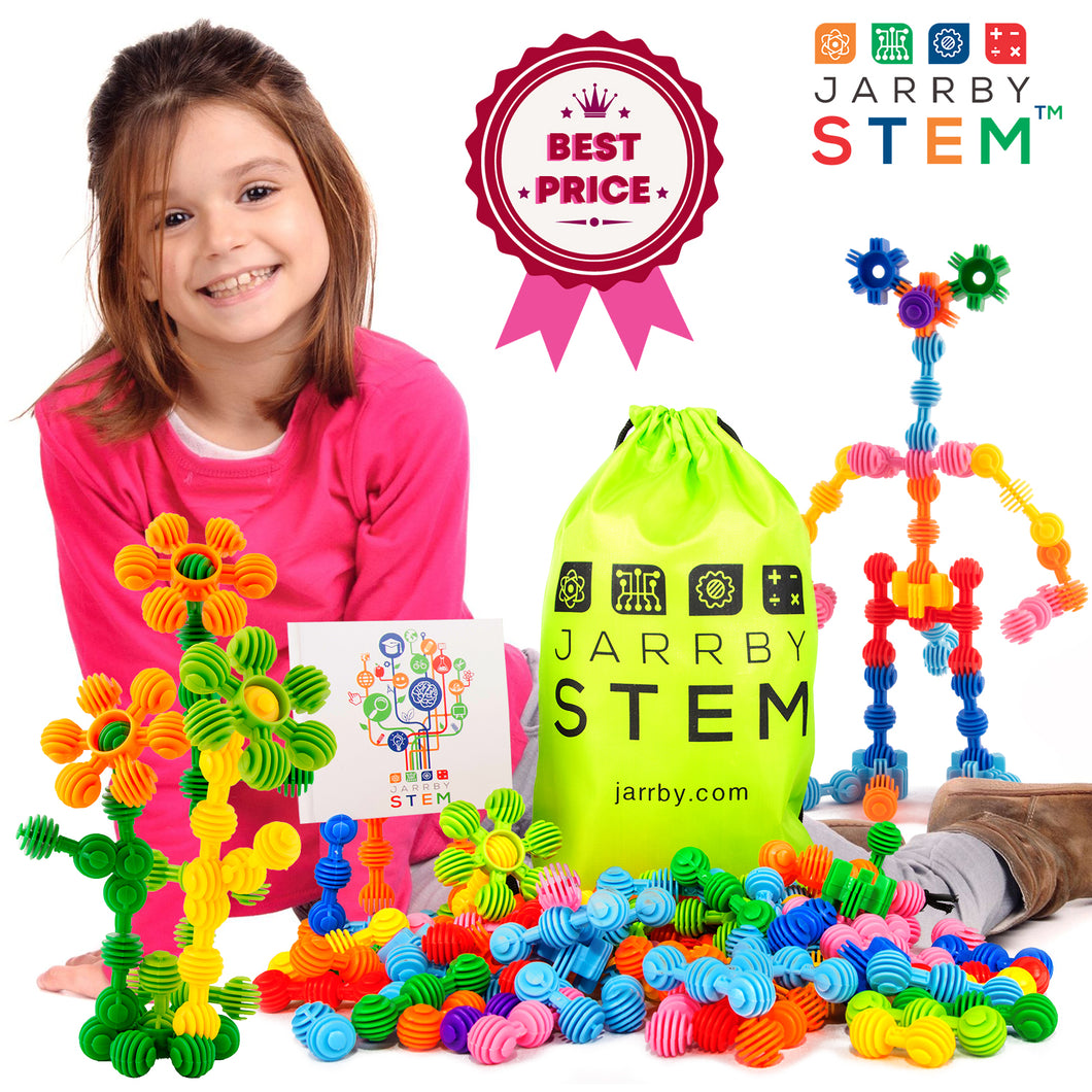 STEM FLOWERS - STEM Toys for Girls and Boys