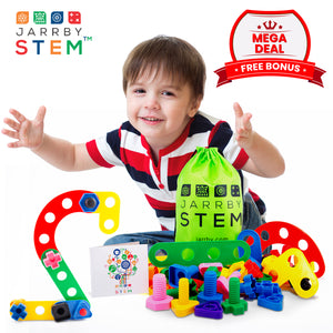 Stem Bolts 24 Piece Set