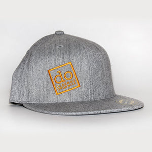 Flat Billed Fitted Hats
