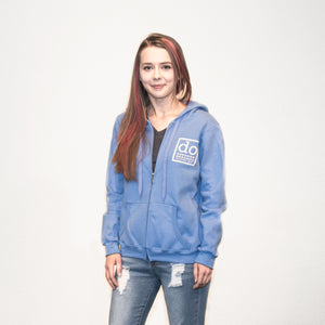 Ladies Zip-Up Hoodies