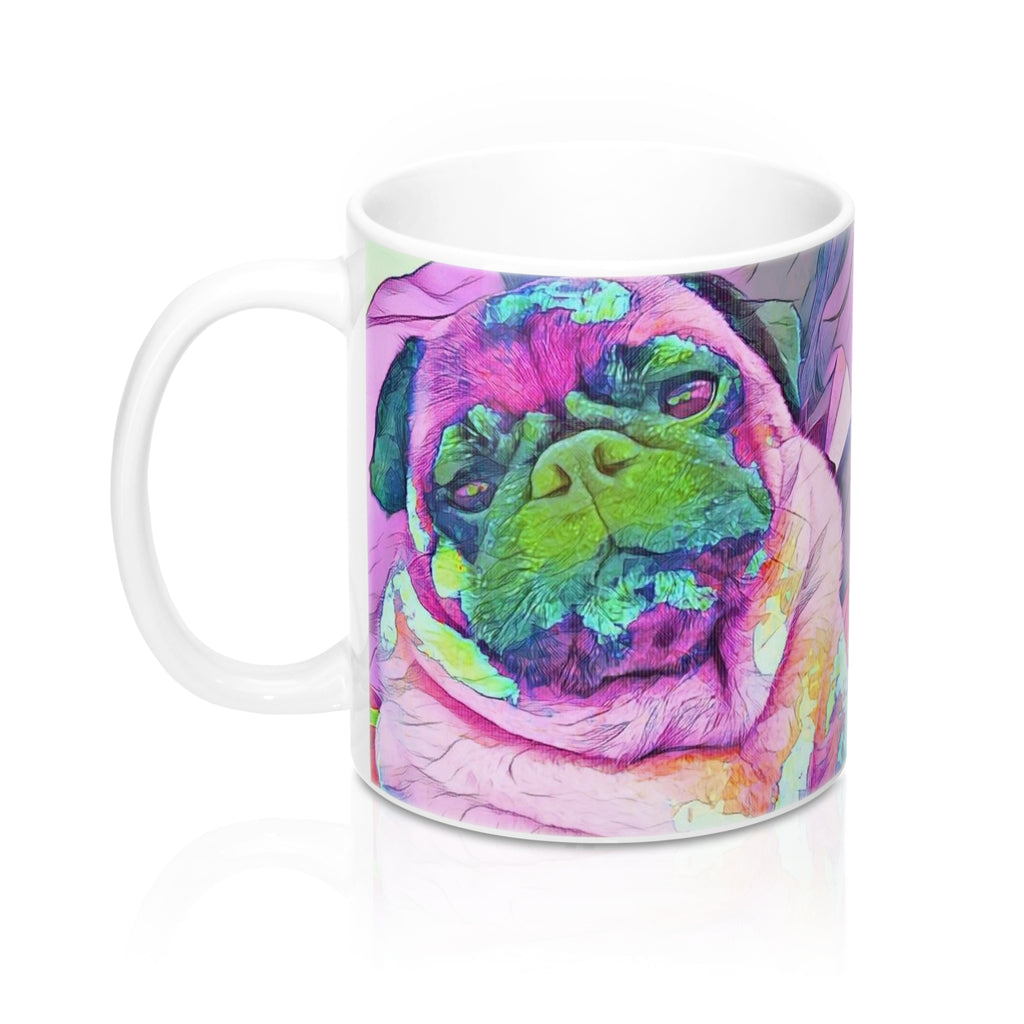 Otis R. Puglife Coffee Mug - STYLEFOX®