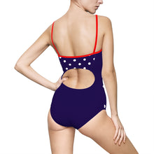 STYLEFOX® Pin Up Cutout Back Swimsuit - STYLEFOX®