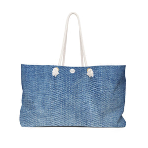 STYLEFOX® Denim Days Weekender Bag - STYLEFOX®