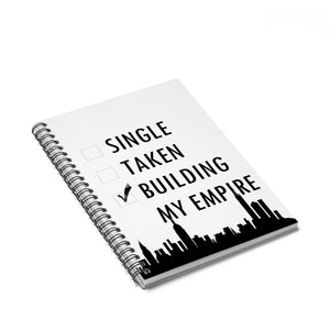 Empire Notebook - STYLEFOX®