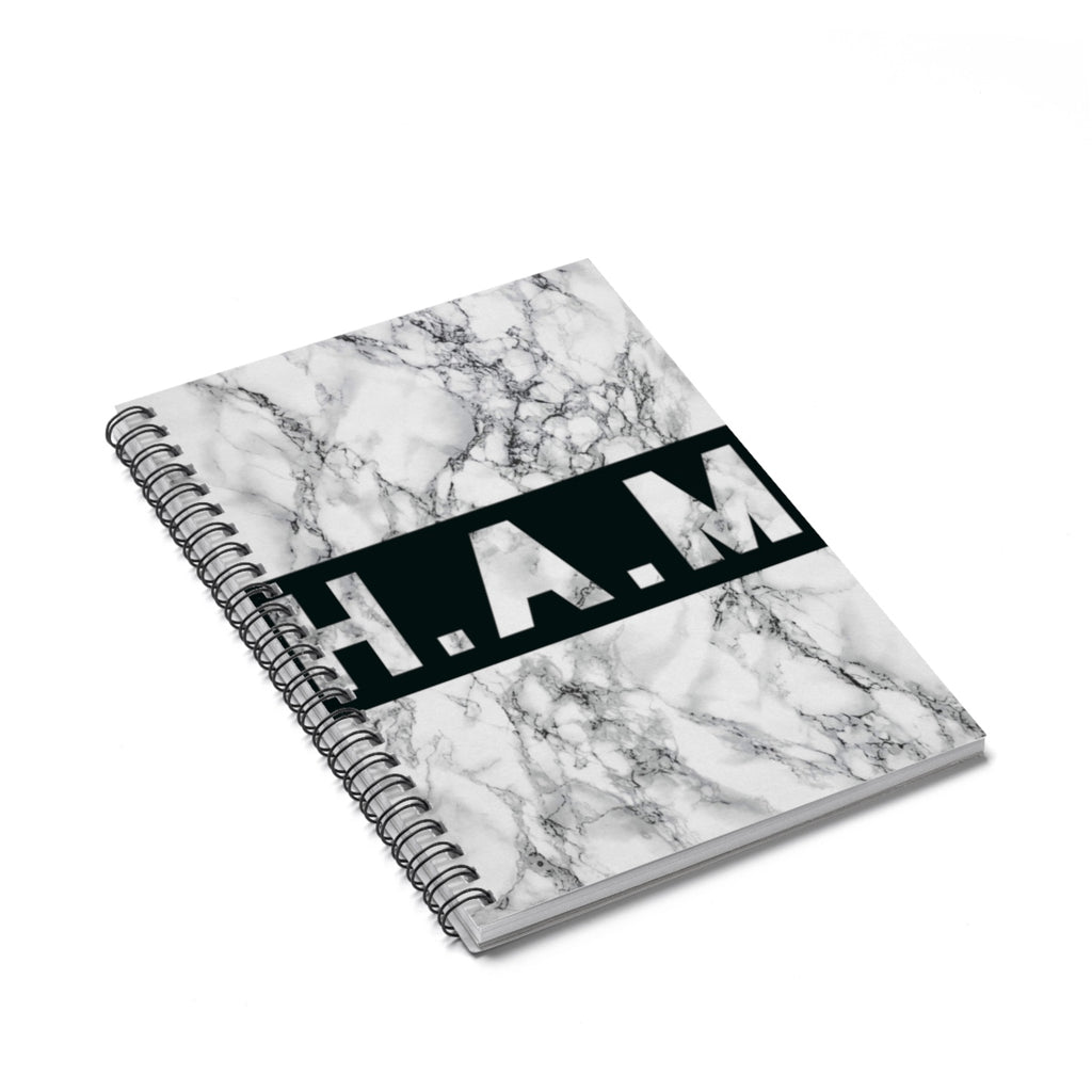 H.A.M Notebook - STYLEFOX®