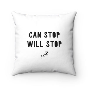 Otis R. Can Stop Will Stop Pillow - STYLEFOX®