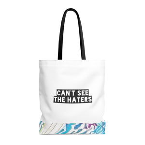STYLEFOX® Otis R. Can't See The Haters Tote - STYLEFOX®