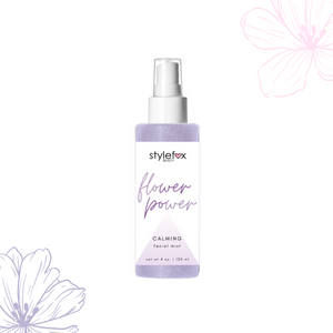 Flower Power Calming Facial Mist Toner