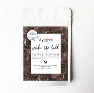 STYLEFOX BEAUTY Wake Up Call Coffee & Cocoa Mask - STYLEFOX®