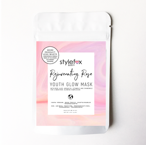 STYLEFOX BEAUTY Rejuvenating Rose Youth Glow Mask - STYLEFOX®