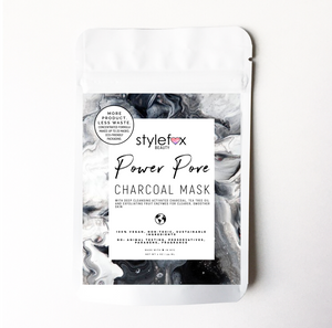 STYLEFOX BEAUTY Power Pore Charcoal Mask