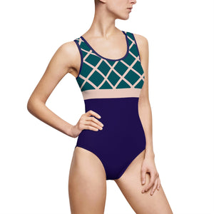 STYLEFOX® Portofino One-Piece Swimsuit - STYLEFOX®