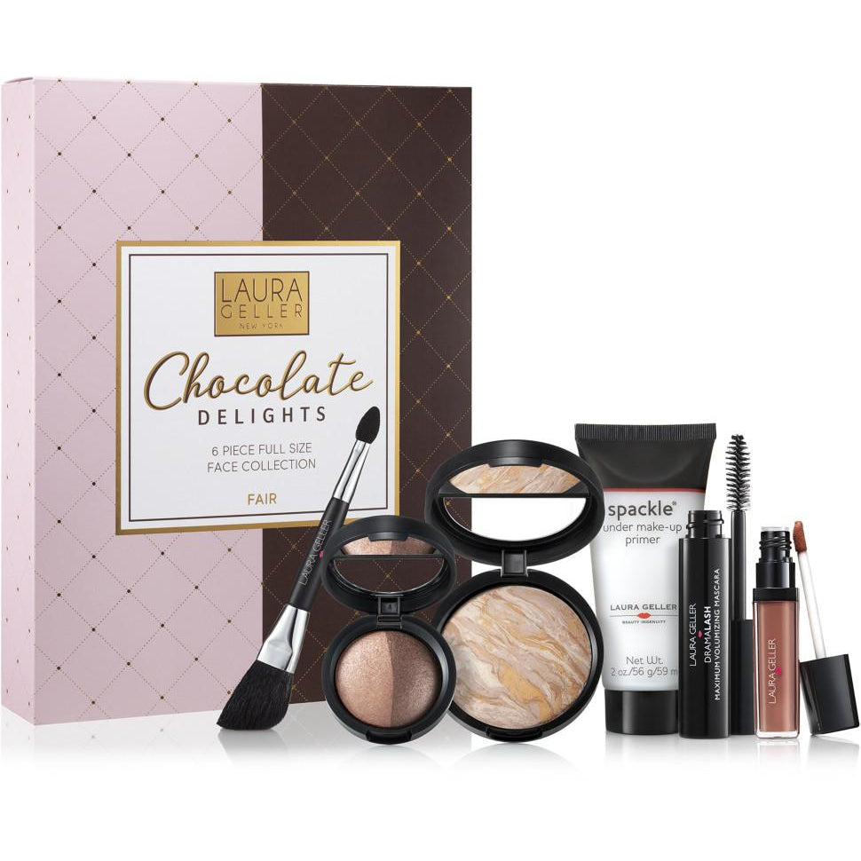LAURA GELLER Chocolate Delights Set - STYLEFOX®
