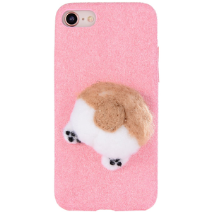 3D Corgi Butt iPhone Case - STYLEFOX®
