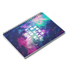 Down To Mars Kind Of Girl Notebook - STYLEFOX®